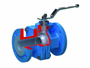 LINED BALL VALVES - AKH2