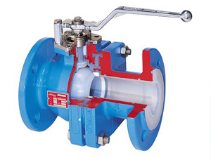 LINED BALL VALVES - AKH2.2