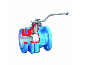LINED BALL VALVES - AKH2A