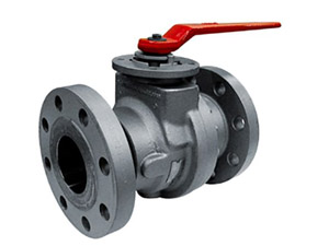 FLOATING BALL VALVES - FK75M