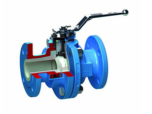 LINED BALL VALVES - AKH5